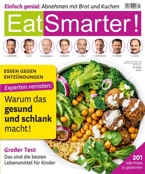 EAT SMARTER 2/2021