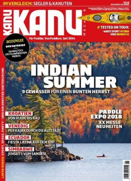 KANU Magazin 5/2018