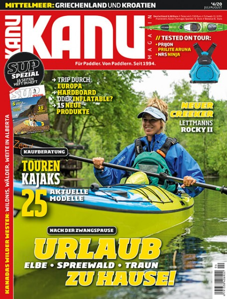 KANU Magazin ePaper - 4/2020