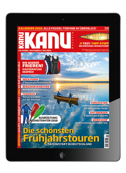 KANU Magazin Jahres-Abo - Digital