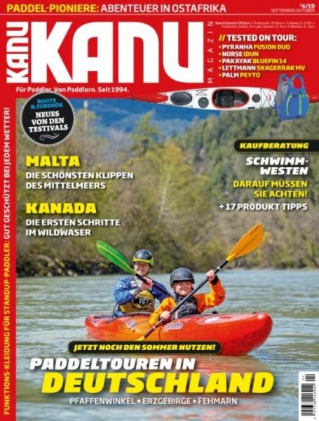 KANU Magazin 4/2019