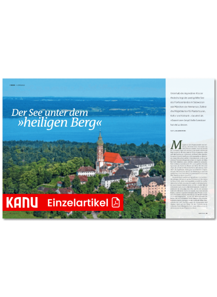 KM Reise Ammersee