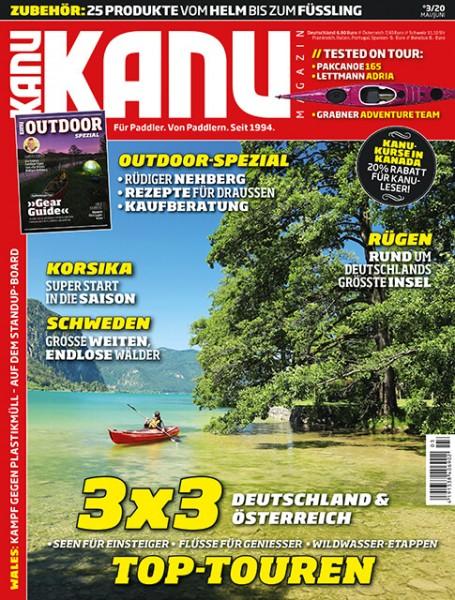 KANU Magazin ePaper - 3/2020