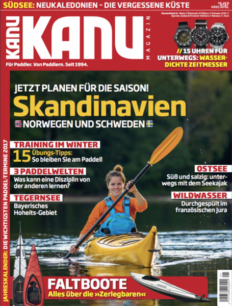 KANU Magazin 1/2017