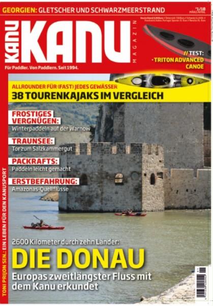 KANU Magazin 1/2018