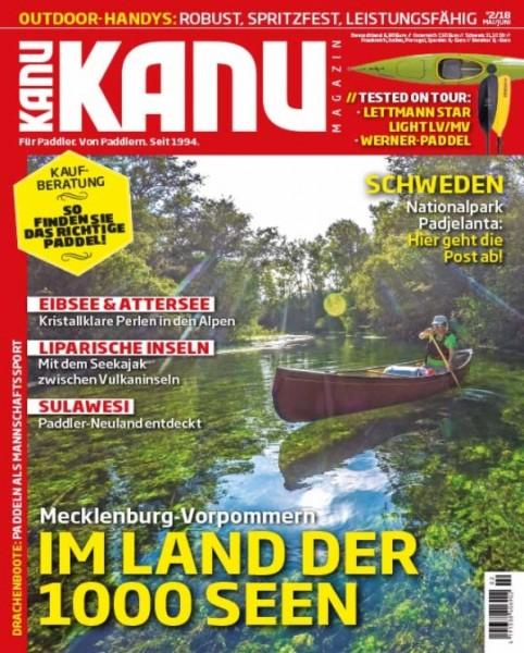 KANU Magazin 2/2018