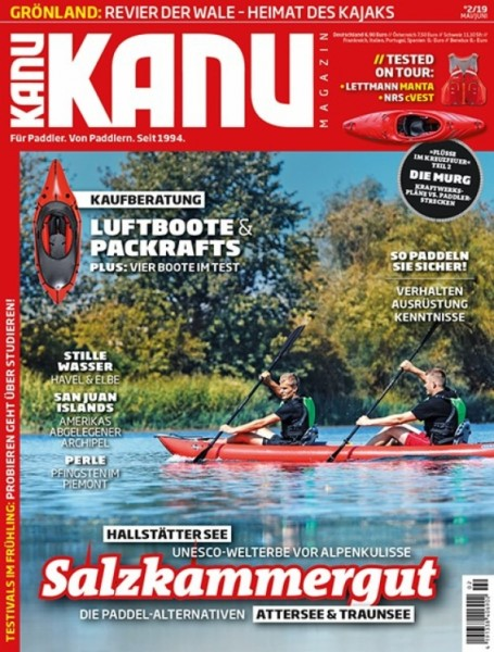 KANU Magazin 2/2019