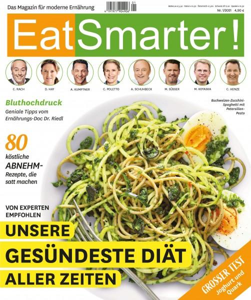 EAT SMARTER 1/2021