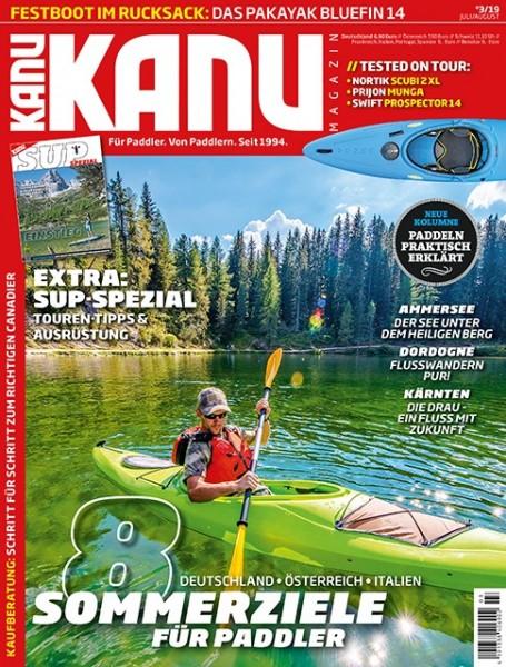 KANU Magazin Geschenk-Abo