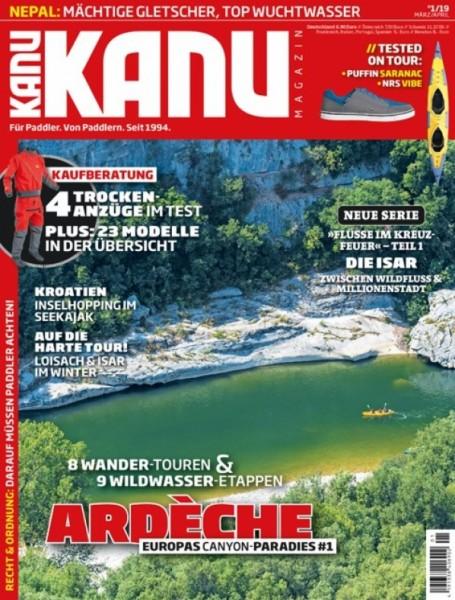 KANU Magazin 1/2019