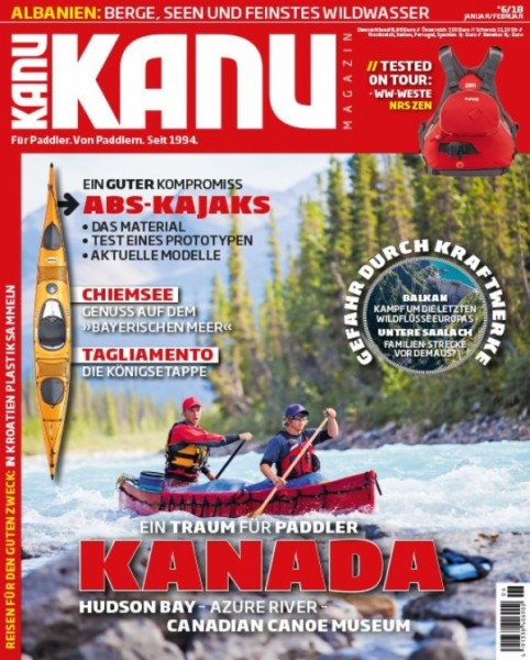 KANU Magazin 6/2018