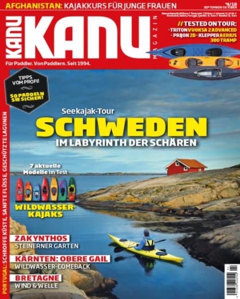 KANU Magazin 4/2018