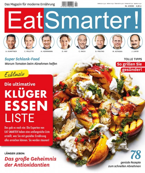 EAT SMARTER 4/2020